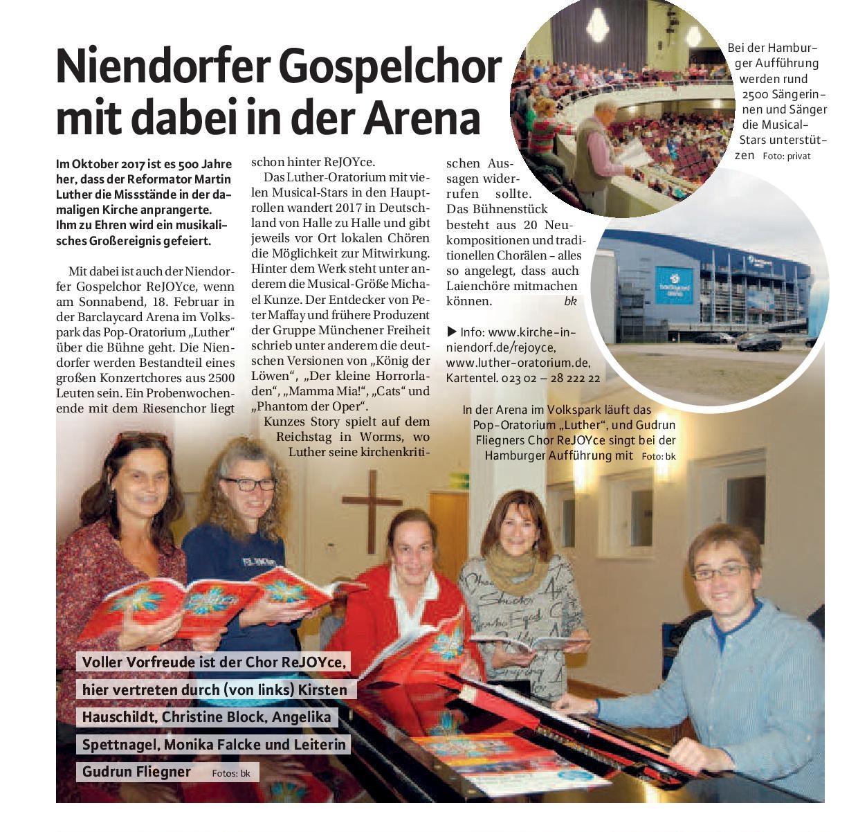ReJOYce in Mein Niendorf