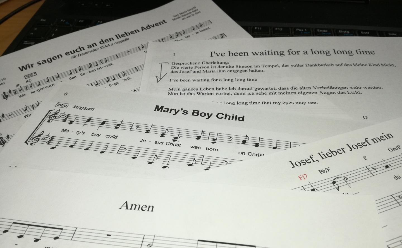 Foto von Songs vom 15. Projekt